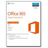 MICROSOFT OFFICE 365 HOME 5PCS 1 AÑO