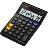 CALCULADORA SOBREMESA CASIO MS-80VER 8 DIGITOS 2,9 x 10,3 x 14,7