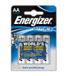 PILAS ALCALINAS ENERGIZER ULTIMATE LITHIUM AA 4 UDS