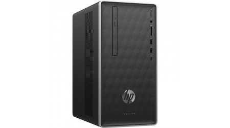 PC HP PAVILION INTEL J4005 DUAL CORE 2.0GHz 4GB 1 TB  W10 CON TECLADO Y RATON INCLUIDOS