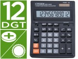 CALCULADORA CITIZEN SDC-444 S -SOBREMESA -12 DIGITOS 199x153x30,