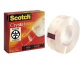CINTA ADHESIVA CRISTAL SCOTCH MAGIC 600-33MX19MM
