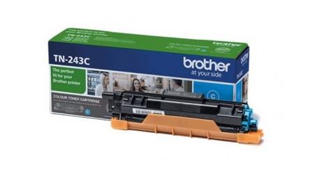 TONER BROTHER CYAN TN243CY PARA DCP-L3510CDW, DCP-L3550CDW, HL-L3210CW,  MFC-L3710CW,  1000 PAG ORIGINAL