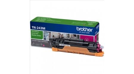 TONER BROTHER MAGENTA TN243M PARA DCP-L3510CDW, DCP-L3550CDW, HL-L3210CW,  MFC-L3710CW,  1000 PAG ORIGINAL