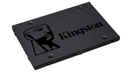 DISCO DURO SOLIDO 2.5 SOLIDO 120GB ATA KINGSTON A400 SSD
