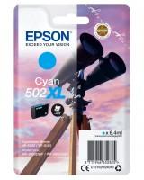 CARTUCHO EPSON CYAN C13T02W24 502XL PARA EPSON WP-5100/5105 - WF-2860DWF/WF-2865DFW ORIGINAL