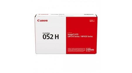 TONER CANON 2200C002 NEGRO 052H  9.2K LBP212DW, LBP214DW, LBP215X, MF421DW, MF428X, MF426DW,MF429X