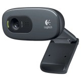 WEBCAM LOGITECH C270 - HD 720P