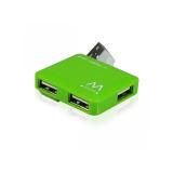 HUB USB EWENT 2.0  4 PUERTOS