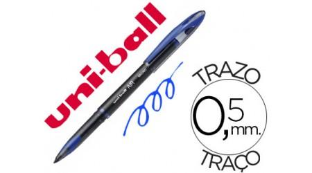 ROTULADOR UNI-BALL ROLLER AIR UBA-188 0'5MM AZUL