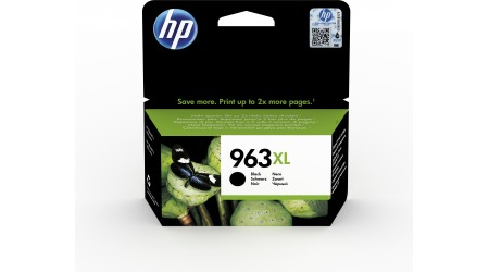 CARTUCHO H.P. Nº 963XL NEGRO 3JA30AE  - 2000 PAG ORIGINAL PARA OFFICEJET PRO ALL IN ONE 9010SERIES ,9020 SERIE