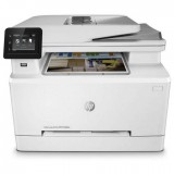 MULTIFUNCION LASER COLOR HP LASERJET M283FDN DUPLEX, FAX Y RED