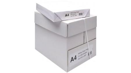 PAPEL A4 WHITEBOX 80G. 500H.