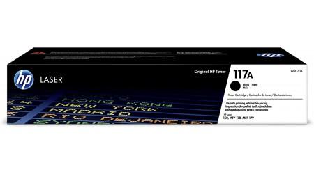 TONER H.P. W2070A NEGRO 1K LASER 150A/178/179FNW 117A ORIGINAL HEWLETT PACKARD