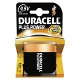 PILAS DURACELL PLUS POWER PETACA 4,5V 3LR12  1 UNIDAD