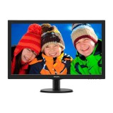 "MONITOR 21.5"" LED PHILIPS 223V5LSB2 HD VGA"