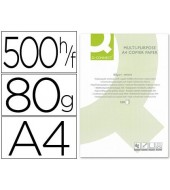 PAPEL A4 Q-CONNECT 80G. 500H.