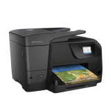 MULTIFUNCION TINTA HP OFFICEJET PRO 8710 WIFI, FAX, RED Y DUPLEX - CANON LPI 5,25€ INCLUIDO