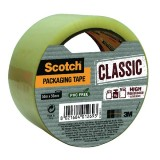 PRECINTO SCOTCH  50MT X  50MM TRANSPARENTE