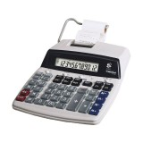 CALCULADORA IMPRESORA OFFICE 512PD 12 DIGITOS KC-P69PLUS  27,8 x 21 x 7,3 CM