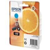 CARTUCHO EPSON CYAN C13T33424012 PARA EPSON EXPRESSION PREMIUM XP-530/630 SERIES - 300 PAG / 4,5 ML ORIGINAL