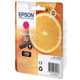 CARTUCHO EPSON MAGENTA C13T33434012 PARA EPSON EXPRESSION PREMIUM XP-530/630 SERIES - 300 PAG / 4,5 ML ORIGINAL
