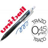 BOLIGRAFO UNI-BALL RETRACTIL GEL JETSTREAM SXN150 1.0 TRAZO 0,