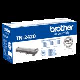TONER NEGRO TN2420 PARA BROTHER DCP-L2510D/L2550DN, HL-L2310D/L-2375DW, MFC-L2710DN/L2750DW - 3000 PAG ORIGINAL
