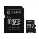 MEMORIA MICRO SD HC  32 GB KINGSTON CON ADAPTADOR CLASE 10 UHS-I 80R