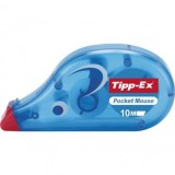 CORRECTOR CINTA TIPP-EX POCKET MOUSE 4,2mm x 10mt