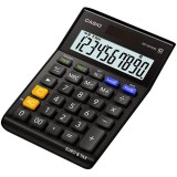 CALCULADORA SOBREMESA CASIO MS-100TERII 10 DIGITOS 2,9 x 10,3 x 14