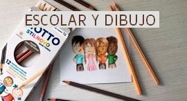 Escolar y dibujo