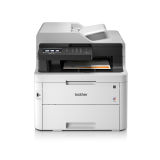MULTIFUNCION LASER COLOR BROTHER MFC-L3750CDW WIFI, FAX Y DUPLEX EN IMPRESION - CANON LPI 5,25 INCLUIDO