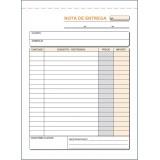 TALONARIO ENTREGAS 1/4 NATURAL DUPLICADO AUTOCOPIANTE