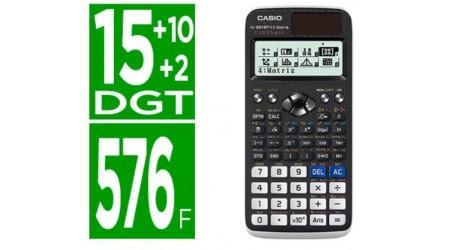 CALCULADORA CASIO CIENTIFICA FX-991SPXII 576 FUNCIONES