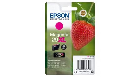 CARTUCHO EPSON MAGENTA C13T29934012 PARA EXPRESSION HOME XP-235/245/247/255 450 PAG.