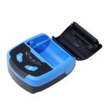 IMPRESORA PORTATIL TICKETS TERMICA PREMIER USB-BLUETOOTH PAPEL 80x45 MM AZUL/NEGRA