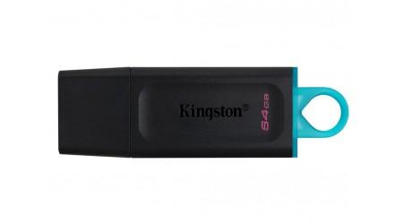 MEMORIA USB  64 GB KINGSTON EXODIA  USB 3.2 DATA TRAVELER (CANON LPI 0.24 €)