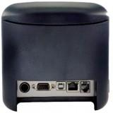 IMPRESORA TICKETS 10POS RP-8N TERMICA RS232 + USB + Ethernet + RJ11 NEGRA