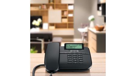 TELEFONO GIGASET DA611BK - ALTAVOZ - AGENDA 100 NUM. - IDENTIFICADOR LLAMADAS