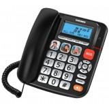 TELEFONO TELEFUNKEN TF-TF801-BK - ALTAVOZ - TECLAS EXTRAGRANDES