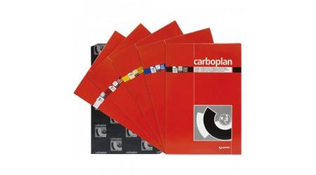 PAPEL CALCO CARBOPLAN A4 NEGRO 100 HOJAS GRAFOPLAS