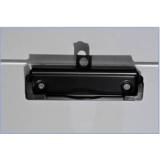 TABLERO PINZA A5 TRANSPARENTE OFFICE BOX MEDIDAS 150 x 223 MM