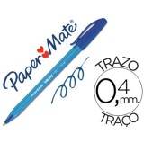 BOLIGRAFO PAPER MATE INKJOY 100  1 MM.